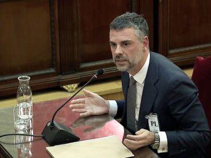 Santi Vila, el héroe de la retirada que no pudo ser, destacó el papel que la presión de las redes jugó en la Declaración Unilateral de Independencia