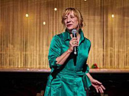 Blanca Portillo en 'Mrs. Dalloway'.