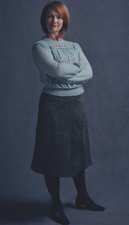 Poppy Miller como Ginny.
