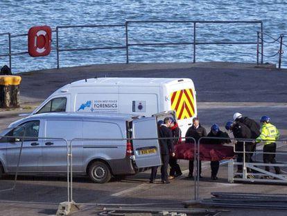 En vídeo, se confirma que el cuerpo rescatado en el mar es el de Emiliano Sala.