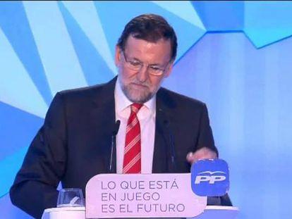"""Rajoy: """"Isabel está en nuestro corazón para siempre"""""""