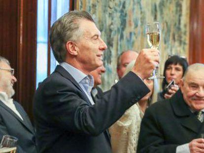 El Gobierno de Mauricio Macri se compromete a alcanzar el equilibrio fiscal en 2020