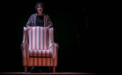 María Luisa Borruel, en 'La ridícula idea de no volver a verte'.