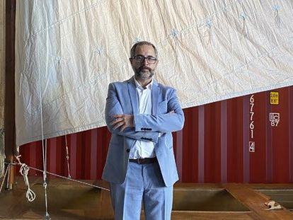 Enric Garcia Domingo, nombrado nuevo director general del Museu Martítim de Barcelona.