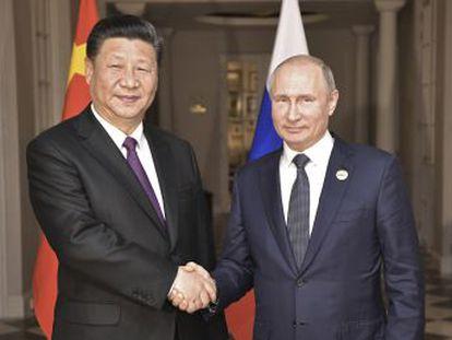 Con la participación en los ejercicios Vostok-2018 junto a Moscú, Pekín adiestra a un ejército con poca experiencia de guerra