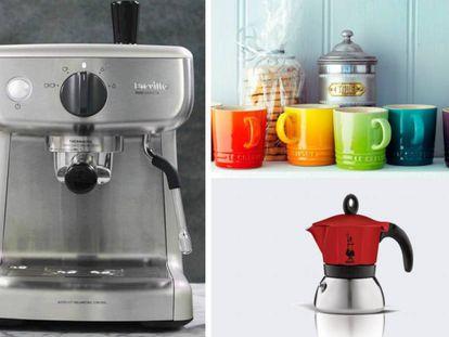 Los amantes del café disponen de una amplia gama de productos para lograr resultados profesionales en el hogar