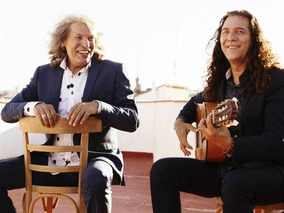 José Mercé y Tomatito: El flamenco más amable