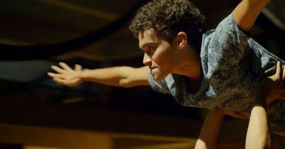 Una escena de la película colombiana 'Mateo'.