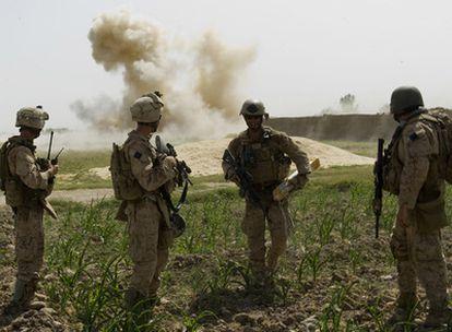 Los marines estadounidenses deberán recurrir a otros medios para comunicarse con sus seres queridos.
