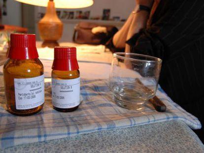 Fármacos para un suicidio asistido en una clínica de Zúrich (Suiza)