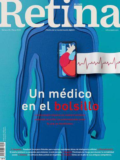 Mañana, en tu kiosko, la Revista Retina, gratis con El País