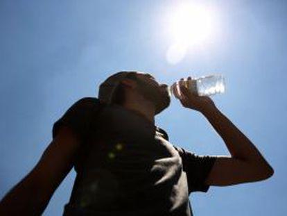España sufre la primera ola de calor del verano