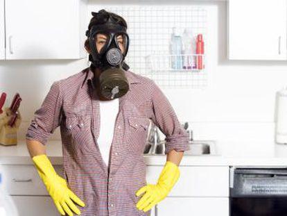 Si el cuarto de baño es la estancia más limpia de su morada, mal empezamos