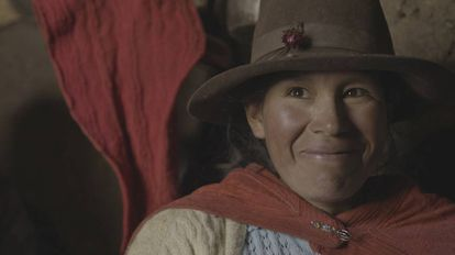 Victoria, protagonista del documental 'Cuerdas'. Imagen cedida por Tripulante Produce.