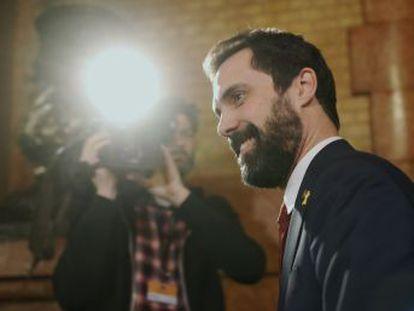 Esquerra y Junts per Catalunya difieren sobre si ambas partes conocían la voluntad del expresidente