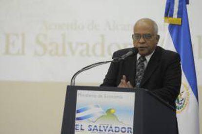 El viceministro de Comercio Exterior de Cuba, Antonio Carricarte. EFE/Archivo