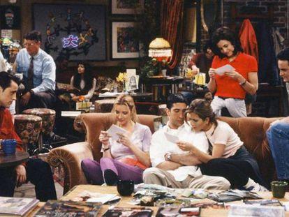 'Friends': demasiado grande para no volver