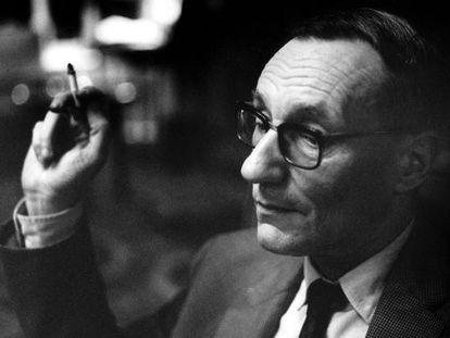 William Burroughs en 1968