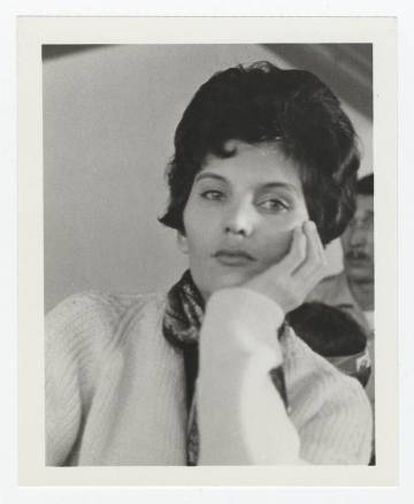 Maria Campbell, en una imagen de 1973.