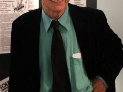 L'assagista Xavier Rubert de Ventós.