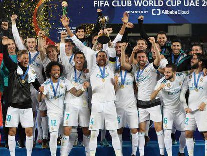 FOTO: El Real Madrid levanta el Mundial de Clubes. / VÍDEO: Declaraciones de Ronaldo tras el partido.