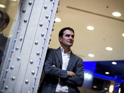 Luis Miguel Olivas, responsable de empleabilidad de la Fundación Telefónica.