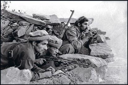 Afganistán, 1980.
