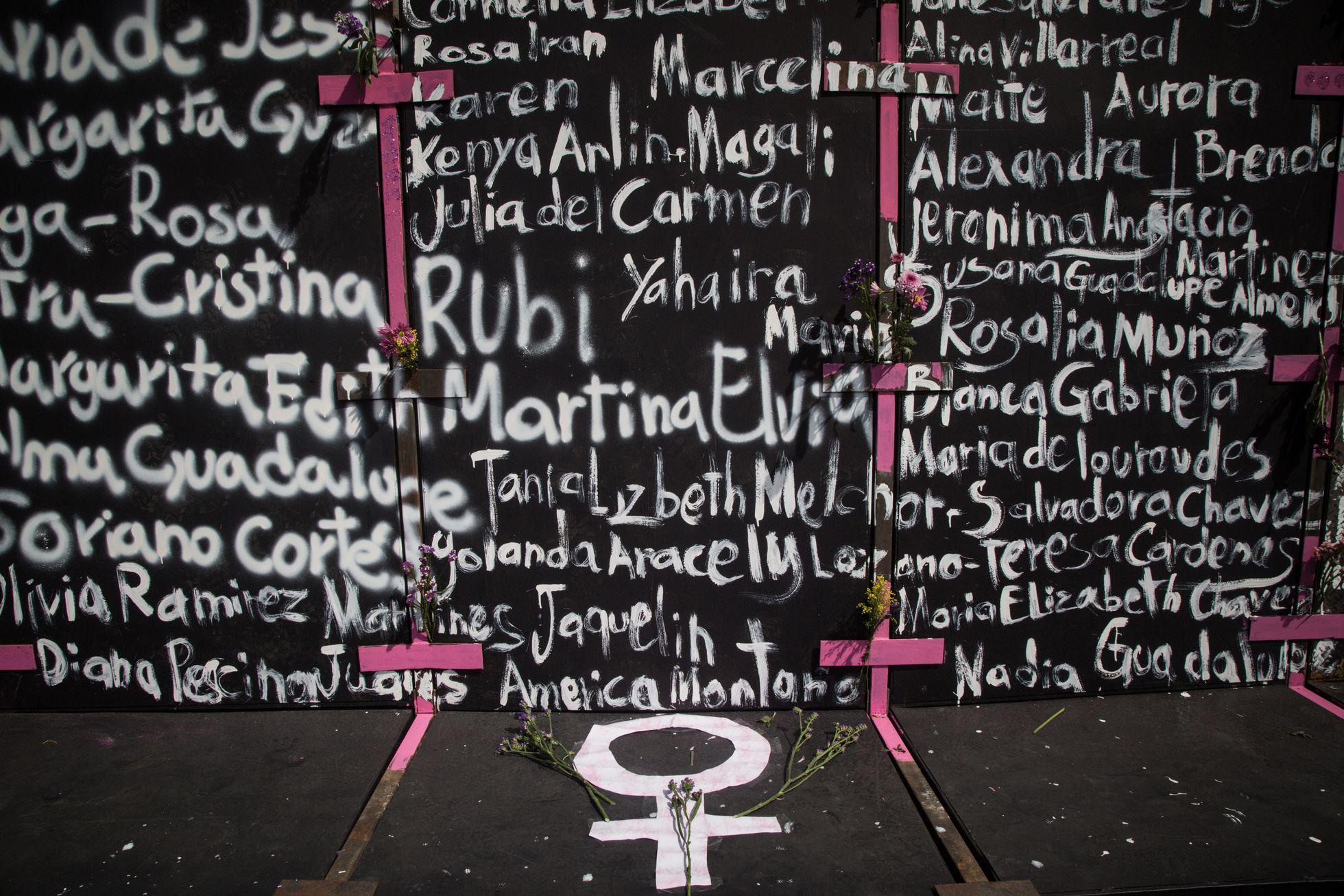 Los feminicidios en México aumentan un 7,1% en los cinco primeros meses de  2021 | EL PAÍS México
