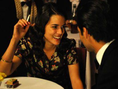 'El tiempo entre costuras' está basado en la novela homónima de María Dueñas.