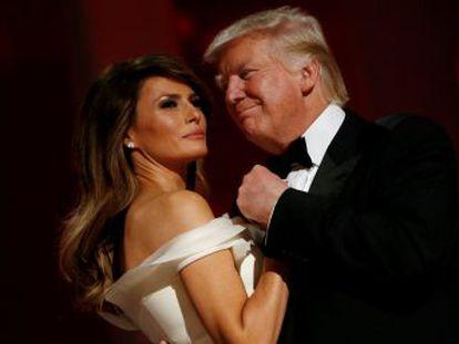 Desmesurado y ególatra, el presidente de EE UU convierte su mandato en un show global