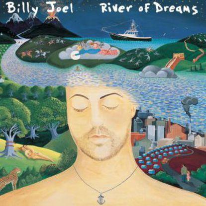 Portada del disco 'River of Dreams'.