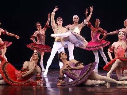 Imagen de Les ballets del Trokadero de Monte Carlo, en Teatros del Canal.