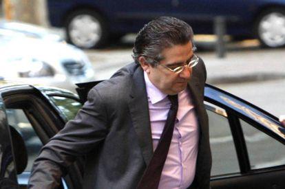 El juez José Ricardo de Prada, en una imagen de archivo.
