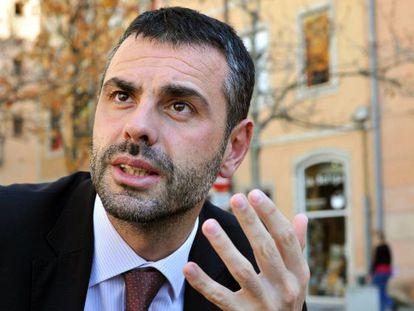 Santi Vila, consejero de Territorio y Sostenibilidad.