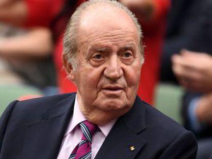 Anticorrupción pide el sobreseimiento provisional de la pieza separada sobre el Rey emérito
