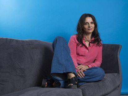 """Juliette Binoche: """"Sufrir tres agresiones sexuales me fortaleció. Construí mis propias defensas"""""""