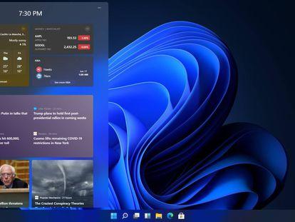El nuevo Windows 11, al descubierto: aquí todas las novedades