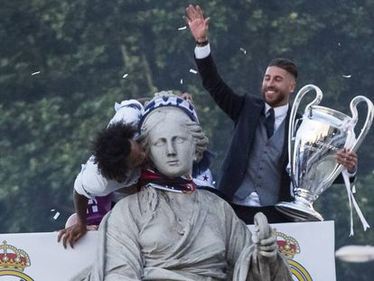 Celebraciones del Real Madrid