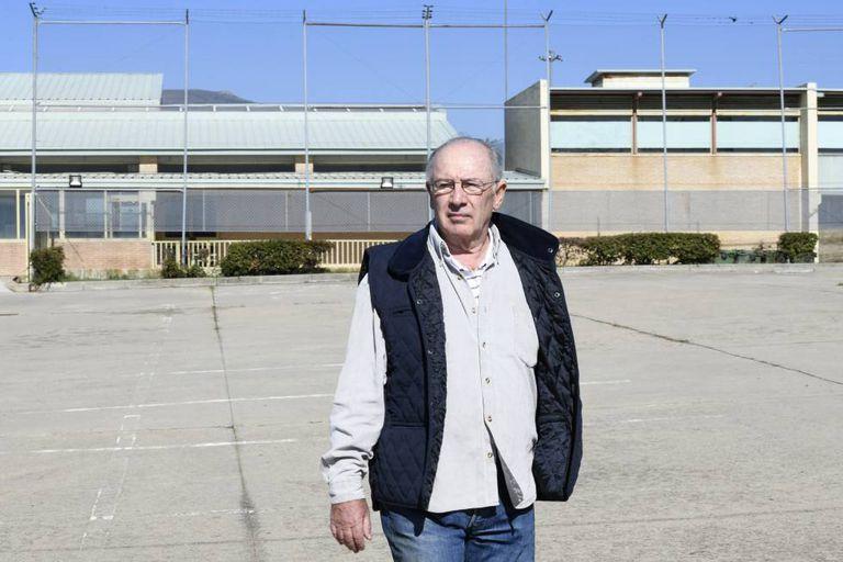 El exvicepresidente del Gobierno Rodrigo Rato a su llegada a la prisión madrileña de Soto del Real en octubre de 2018.