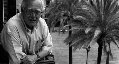 David Mackay, arquitecto socio de Oriol Bohigas en MBM.