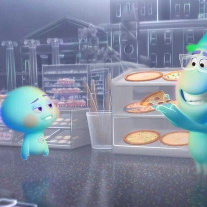 Imagen de 'Soul', de Pixar.