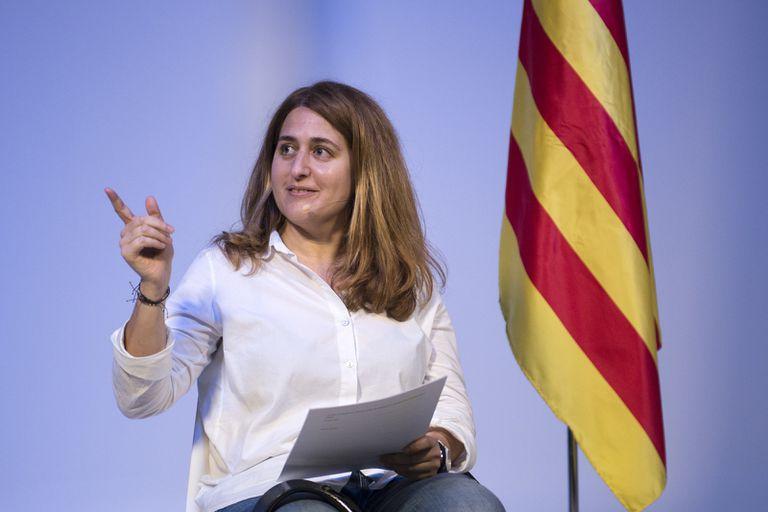 Marta Pascal, nueva secretaria general del Partit Nacionalista de Catalunya.