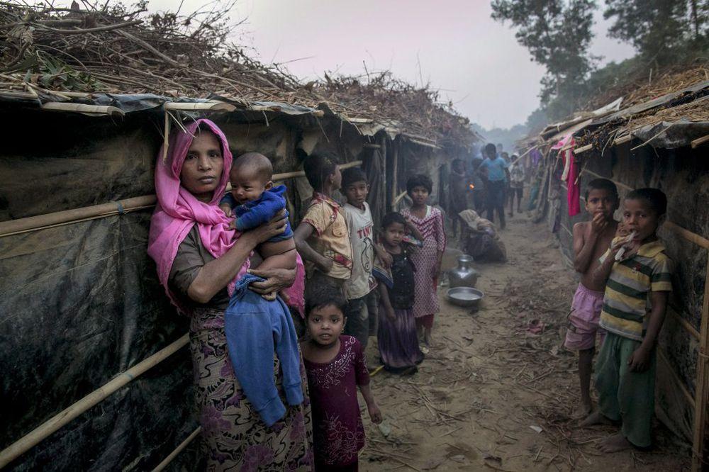La cifra de refugiados crece y representa ya el 1� la población mundial