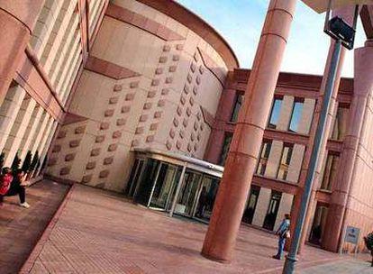 Edificio de ESADE en Barcelona
