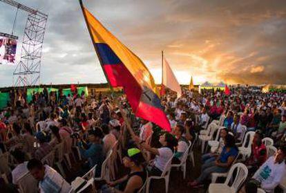 ESPECIAL   COLOMBIA: EL CAMINO A LA PAZ