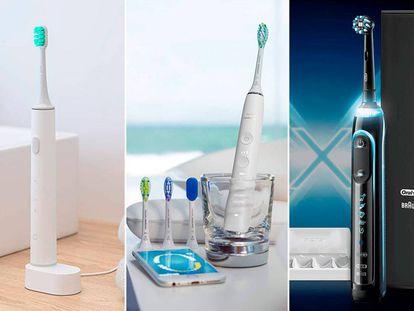 Probamos tres cepillos eléctricos de Xiaomi, Philips y Oral-B.