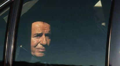 El expresidente argentino Carlos Menem.