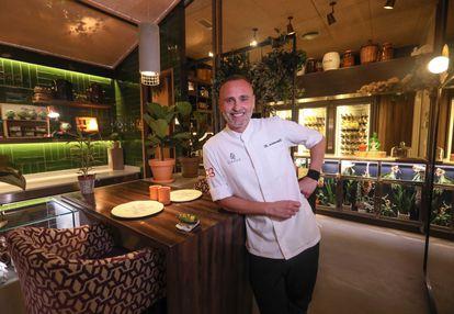 El chef Rodrigo de la Calle.