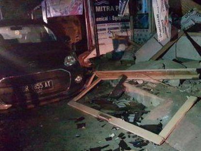 Las autoridades retiran el aviso de tsunami que habían lanzado tras el seísmo