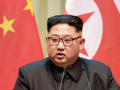 Periodistas extranjeros presencian varias explosiones en la zona. Pyongyang lo presenta como un gesto de buena voluntad antes de una posible cumbre con EE UU